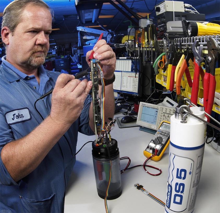 pH传感器清洁后无反应的修复方法