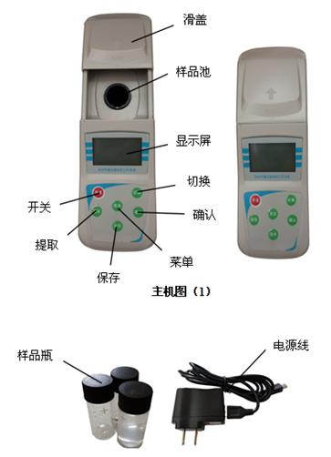便携式浊度仪ZD-2A