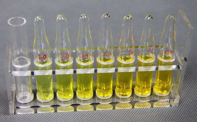 邻联甲苯胺余氯仪试剂配制方法及注意事项