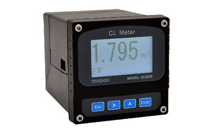 恒压法在线余氯监测分析仪 型号:CL8232