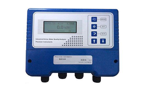 在线浊度仪_超低量程_型号:FILTR330M1-SS010_量程:(0-0.5)~10NTU