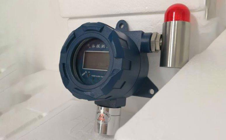 漏氯报警仪_进口氯气传感器 带声光报警 HD-T700X-CL2